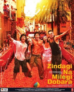 YOU DON'T GET LIFE A SECOND TIME (Zindagi Na Milegi Dobara)