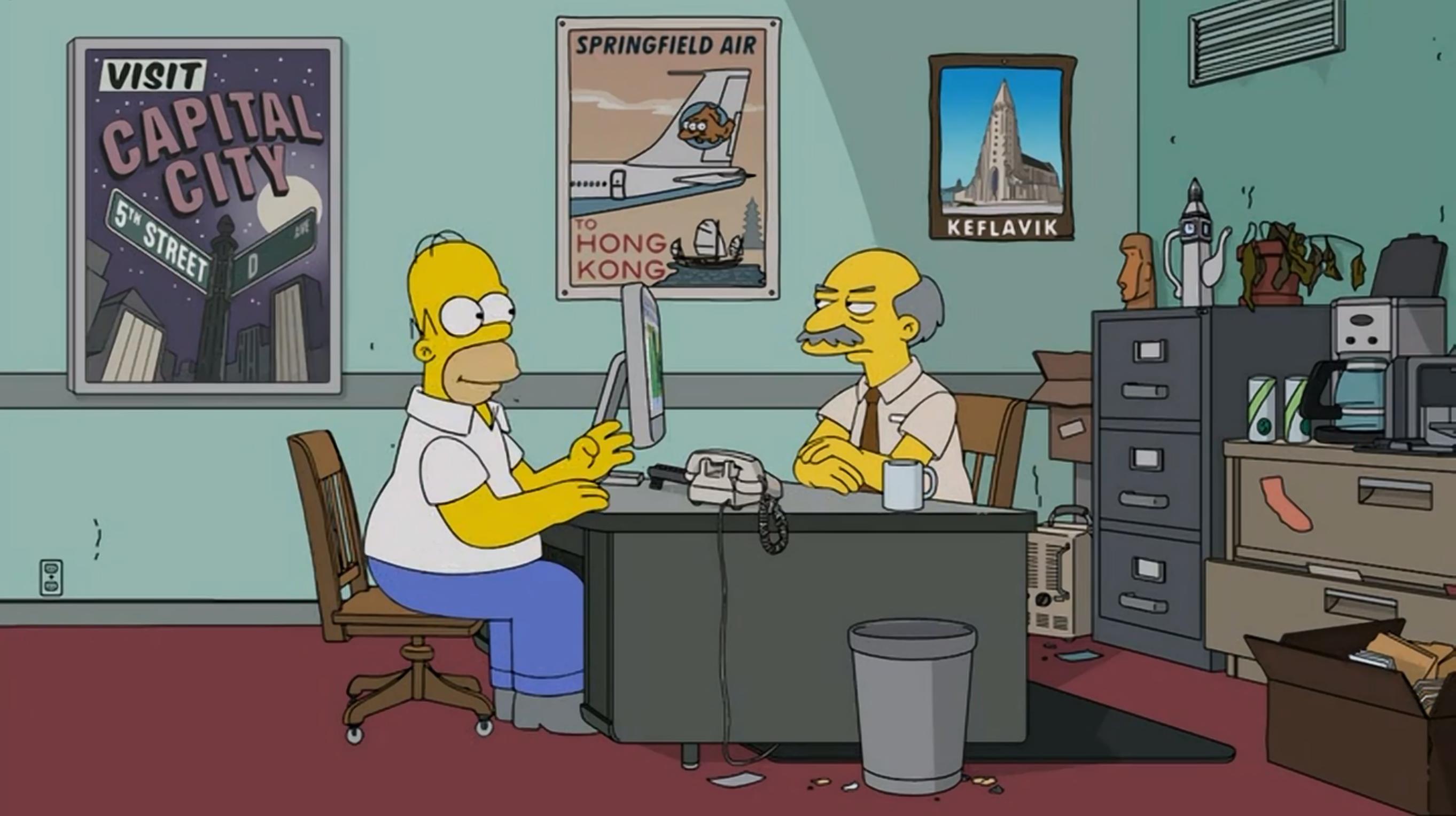 Simpsons S27E20