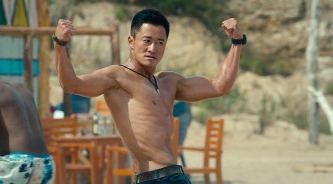 East Screen West Screen #237 WU KONG <悟空傳> & WOLF WARRIOR 2 <戰狼 II>